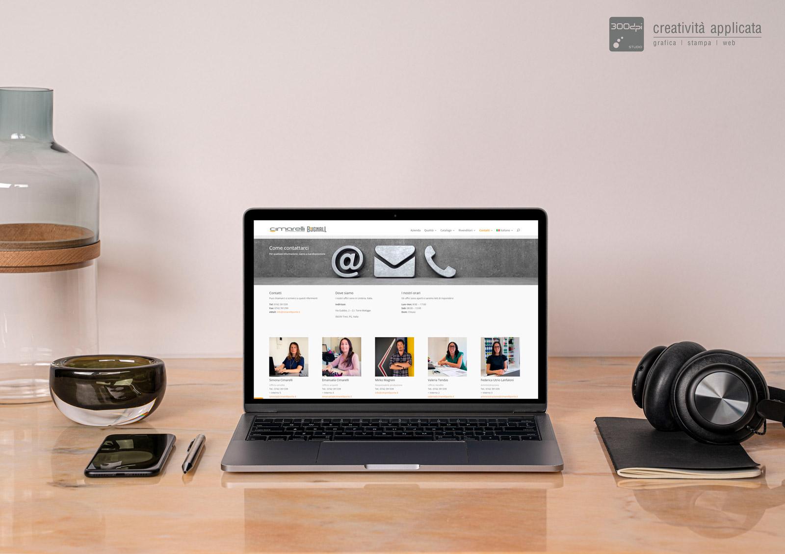 300dpi STUDIO: realizzazione siti internet professionali