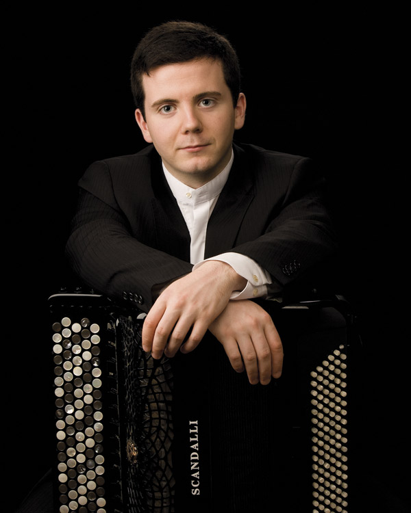 Evin Kelly Scandalli Accordions - Extreme