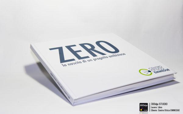 \Foto del libro ZERO Centro Ottico EMMEDUE