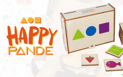 HAPPY PANDE: gioca in modo sano