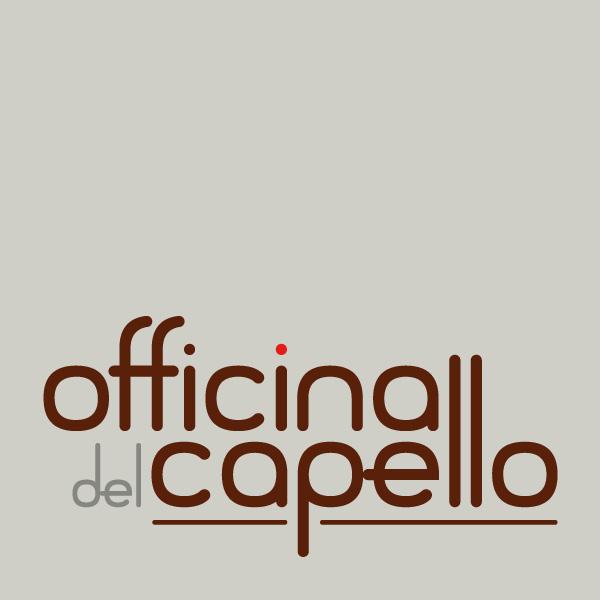 Logo a colori Officina del Capello