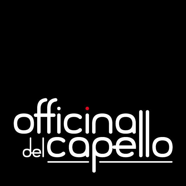 Logo monocromatico officina del Capello