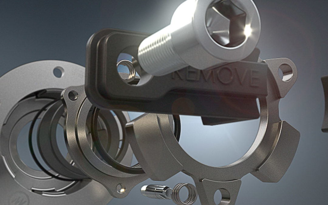 Animazione Meccanica 3D