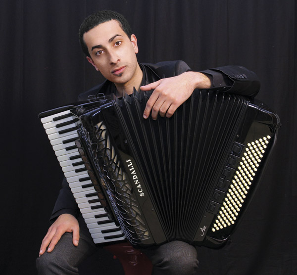 Antonio Spaccarotella Scandalli Accordions - Air