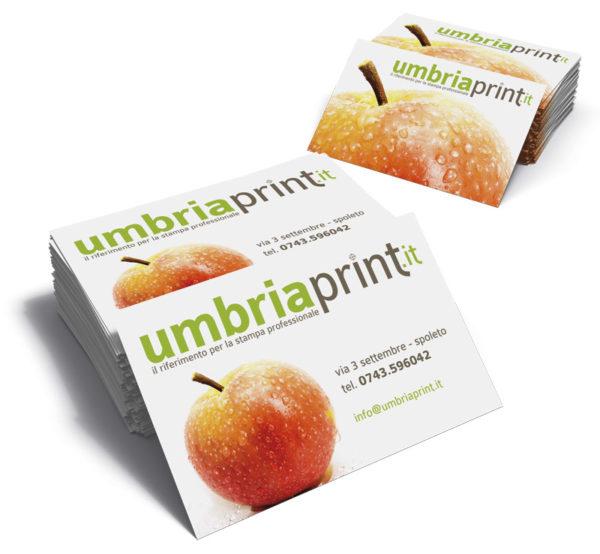 Biglietti da visita UmbriaPrint.it