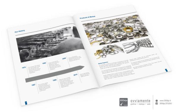 Clitunno Meccanica - Company Profile - Brochure aziendale
