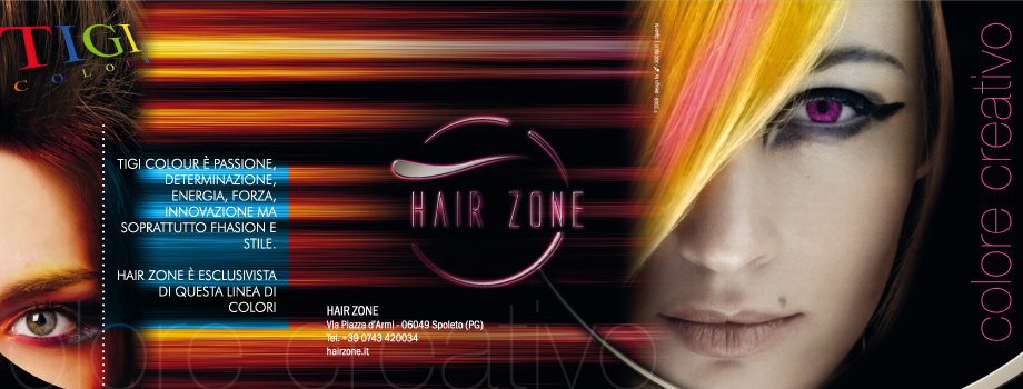 Hair Zone COLORE CREATIVO