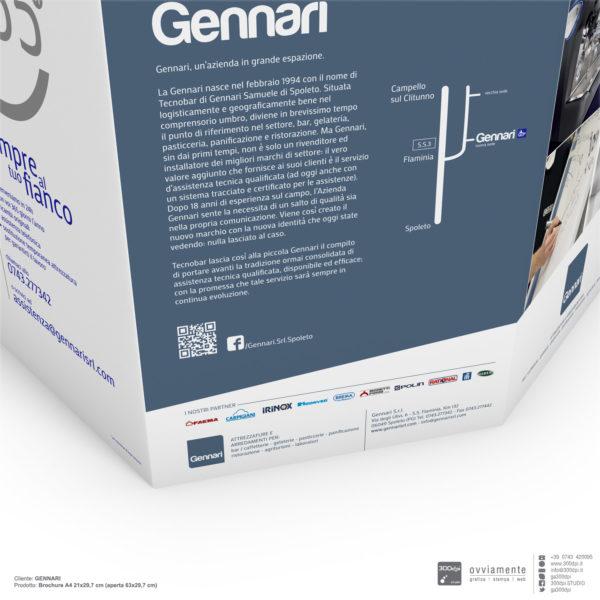 Brochure GENNARI - Spoleto