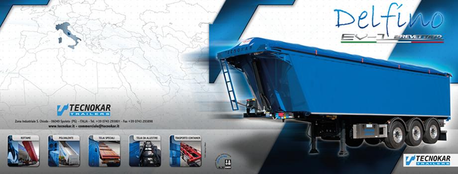 Brochure DELFINO EV1 Tecnokar