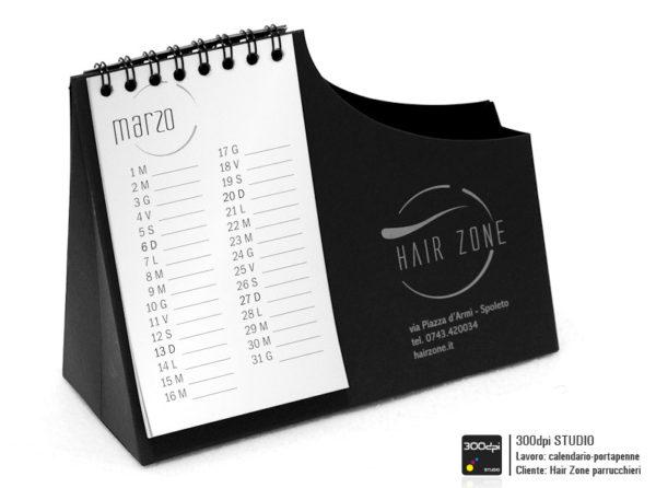 Calendario portapenne