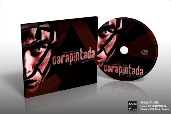 Stampa CD Carapintada