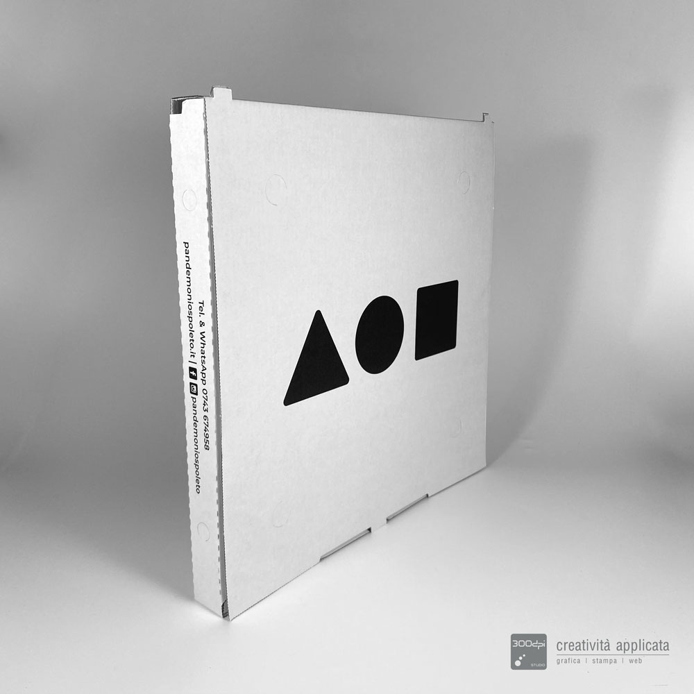 Cartoni Pizza Personalizzate - 300dpi STUDIO