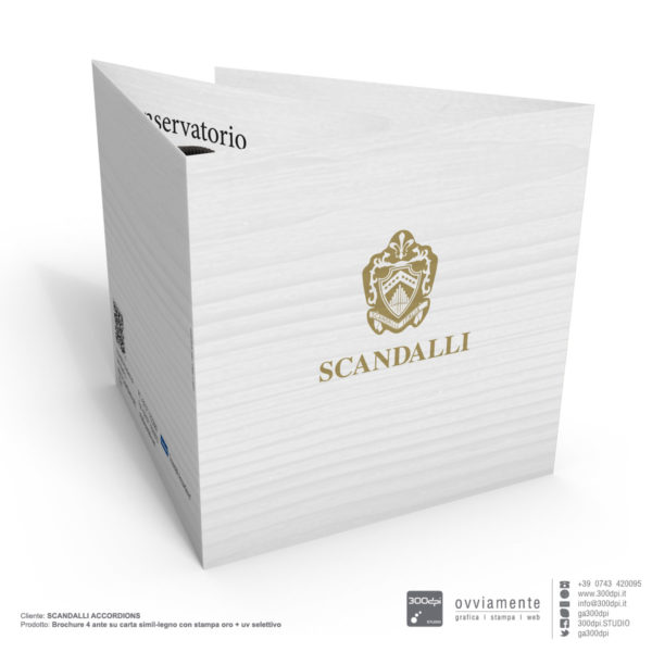 Scandalli Accordions - Castelfidardo