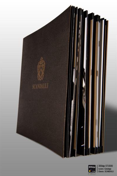 Foto catalogo SCANDALLI 2011