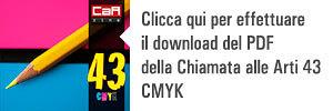 Download Chiamata alle Arti 43 CMYK