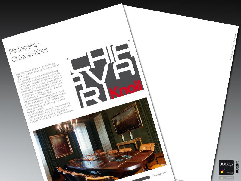 Brochure sintesi chiavari brochure arredamenti 300dpi for Sintesi arredamenti
