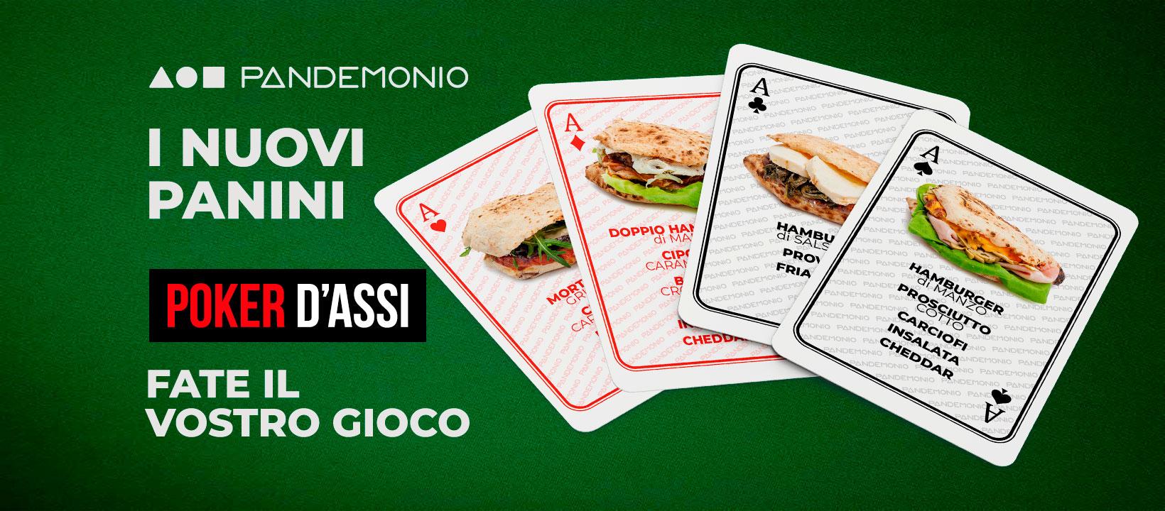 Copertina Facebook POKER d'ASSI - Pandemonio Spoleto