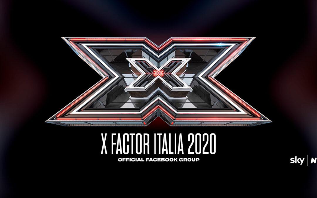 Copertina gruppo Facebook X-Factor 2020