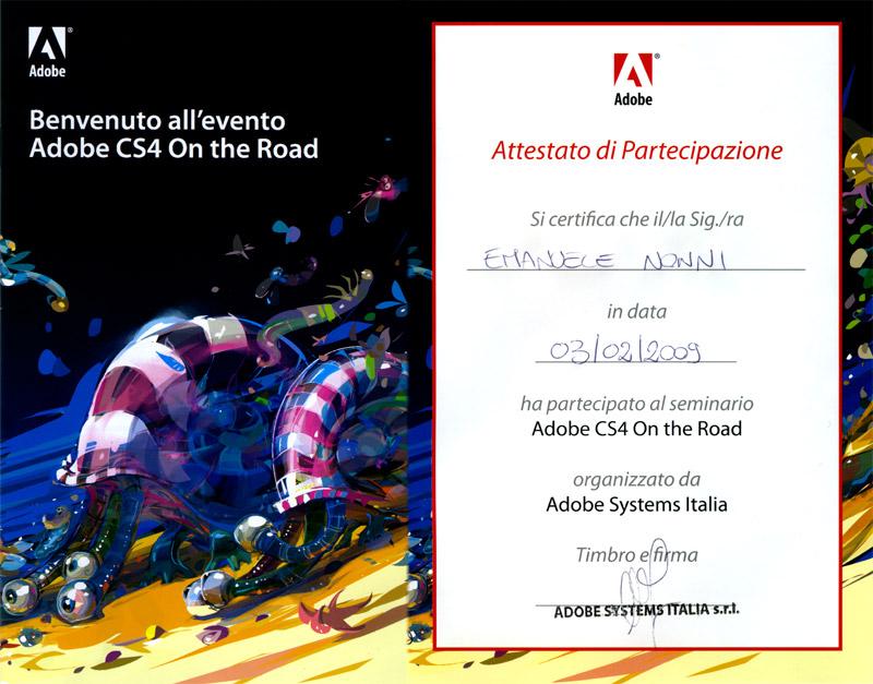 Emanuele Nonni Adobe CS4