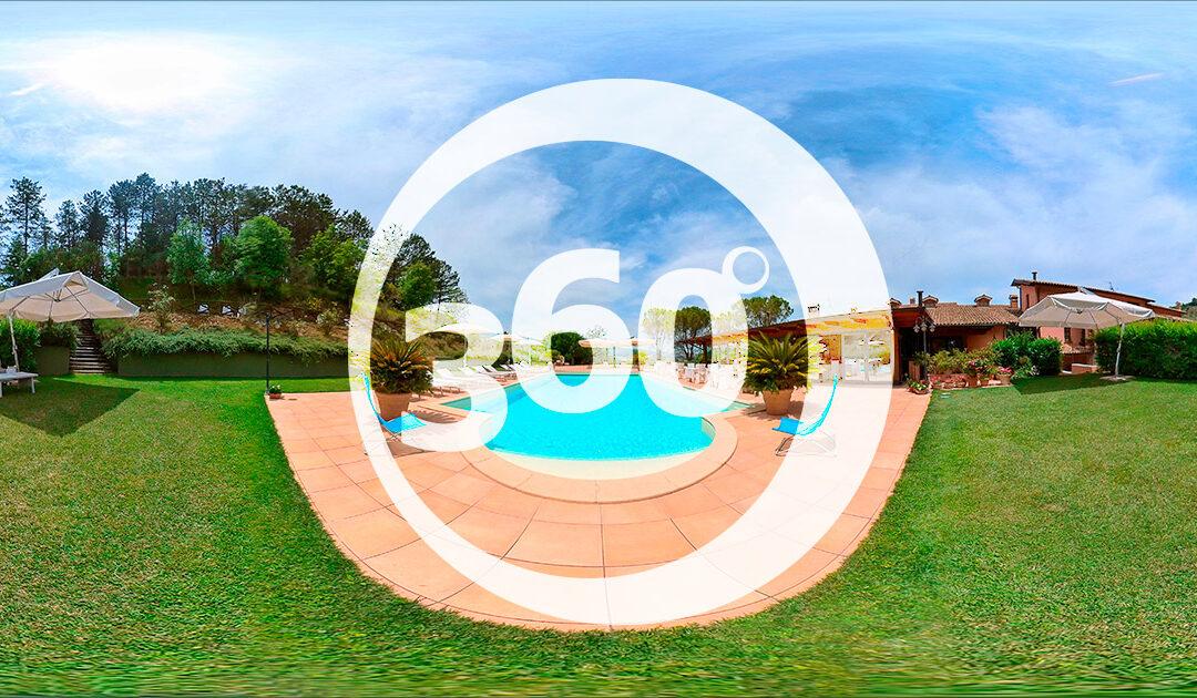 Virtual Tour Albergo a 360° - La Fattoria