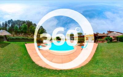 Virtual Tour Albergo 360° – La Fattoria – Spoleto