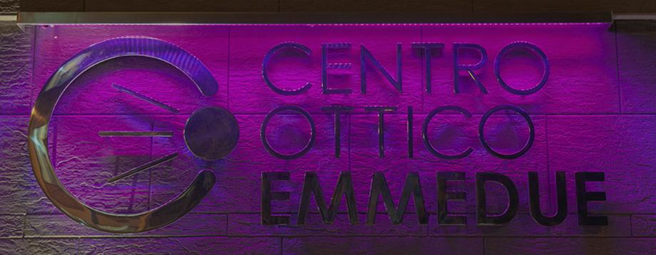 CENTRO OTTICO EMMEDUE | Insegna