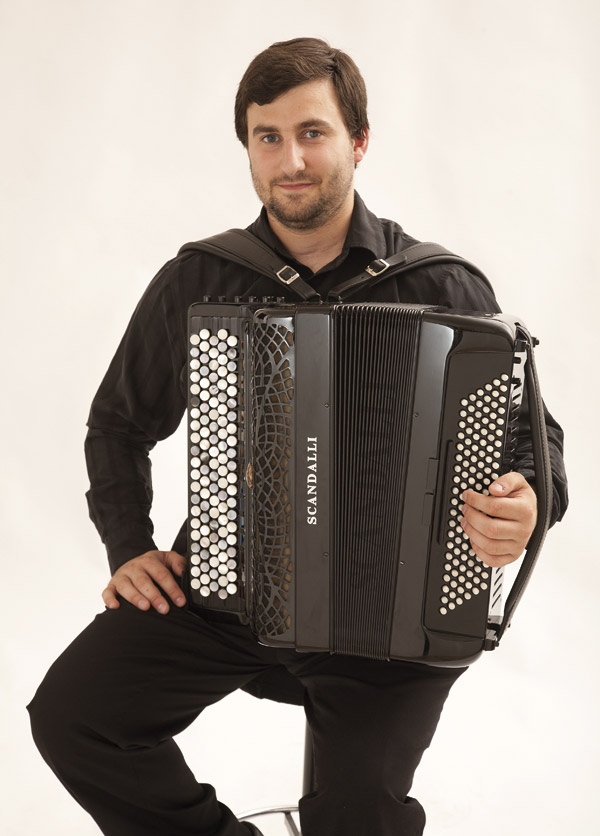 Jef De Haes Scandalli Accordion - Extreme