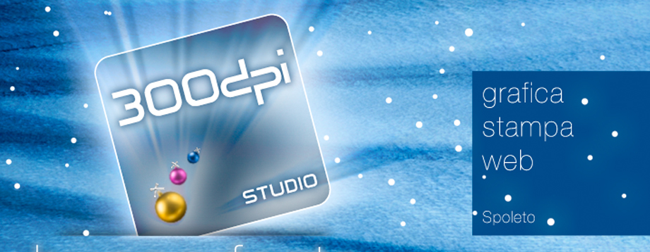 300dpi STUDIO | Video Buone Feste