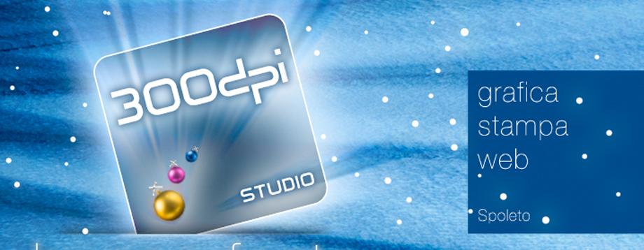 300dpi STUDIO | Video Buone Feste