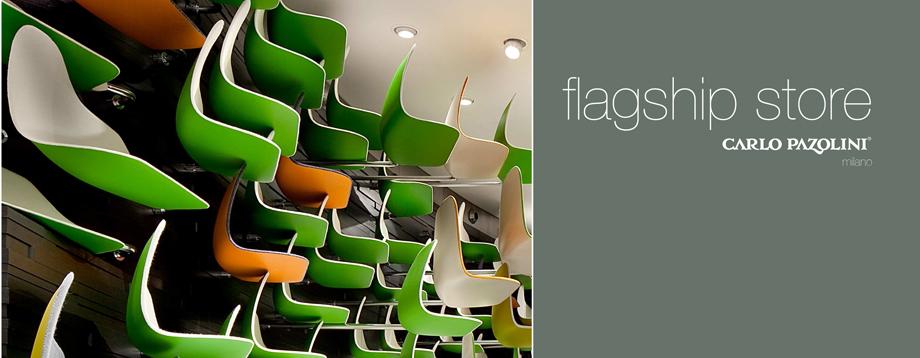 Brochure FLAGSHIP STORE CHIAVARI
