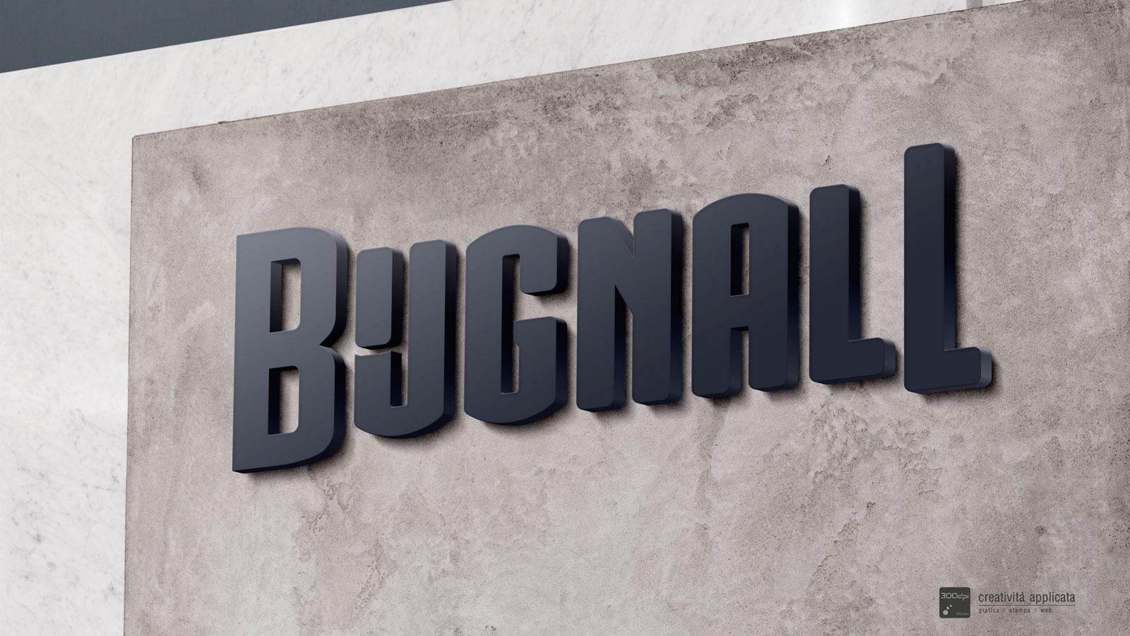 Logo Bugnall Cimarelli - design Emanuele Nonni - 300dpi STUDIO