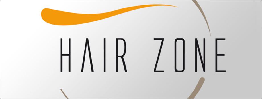 Logo Hair Zone parrucchieri Spoleto