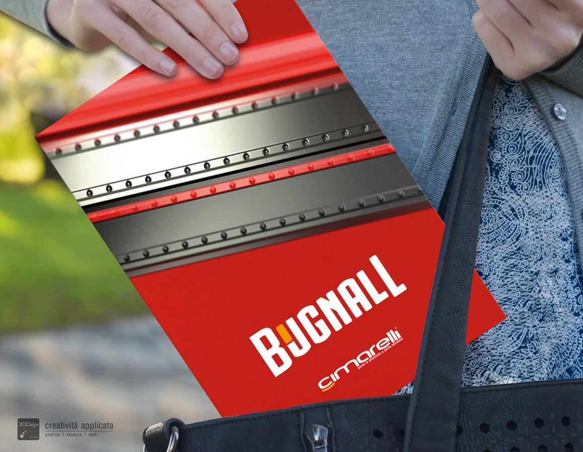 Logo porte in alluminio Bugnall Cimarelli Trevi - 300dpi STUDIO - Spoleto Rimini