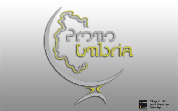 Restyling logo Promo Umbria