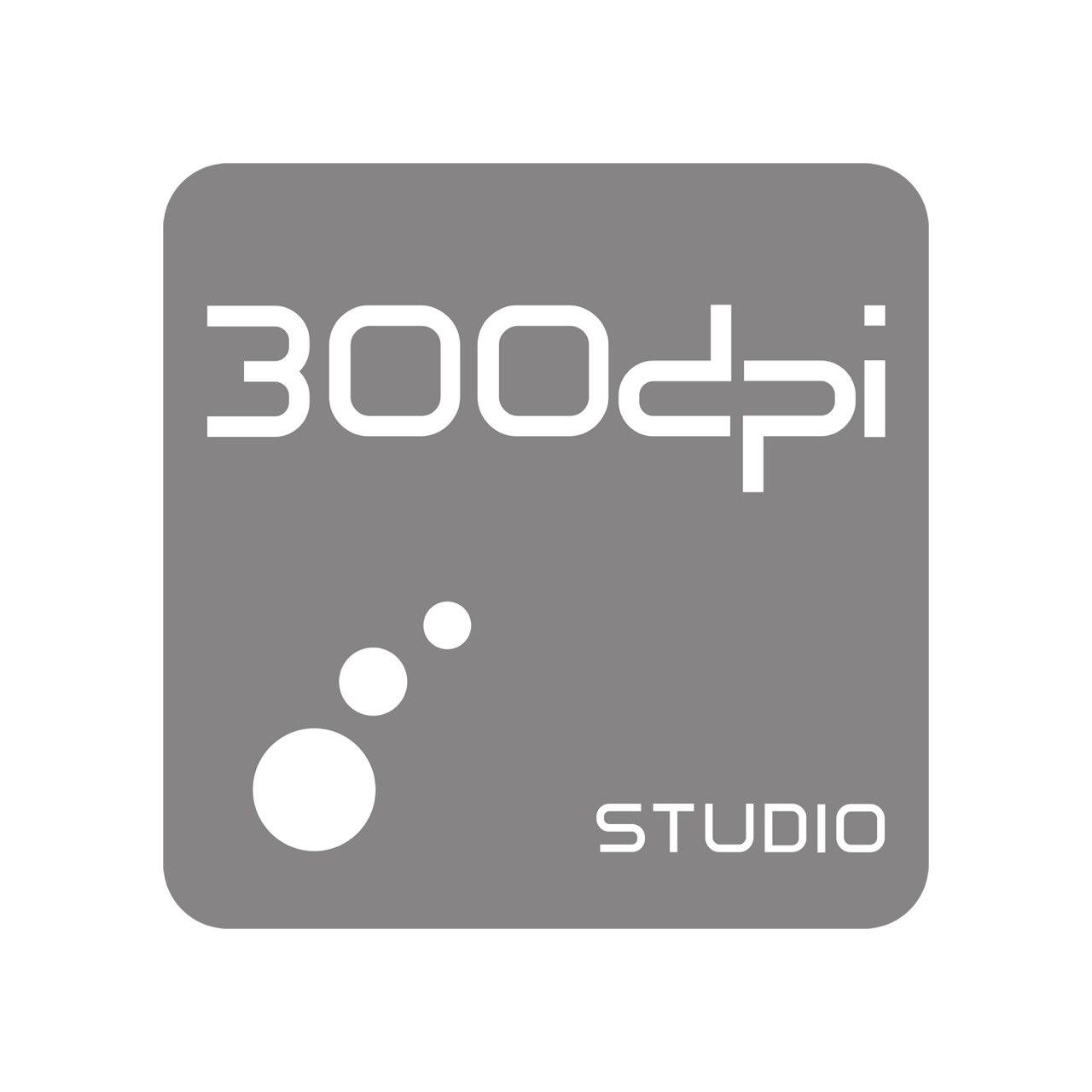 300dpi STUDIO