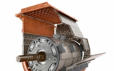 Rendering 3D per meccanica e industria