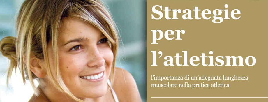 STRATEGIE PER L'ATLETISMO