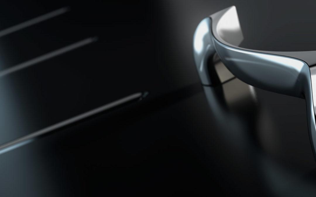 Modellazione 3d e rendering maniglie