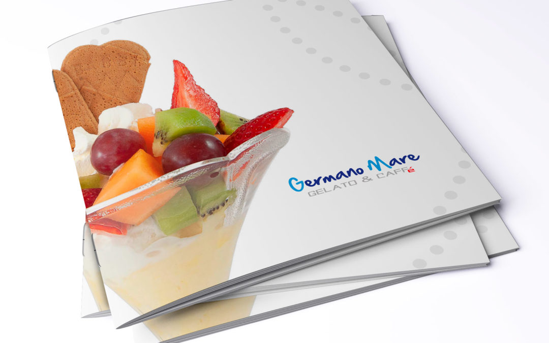 Gelateria Germano Mare: menu 2019