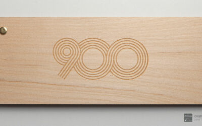 Menu in legno igienizzabili: 900 casual restaurant