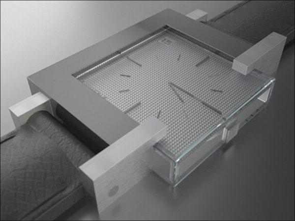 design 3D orologio LORENZ 75