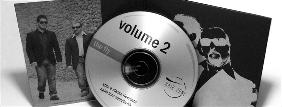 Hair Zone Packaging CD
