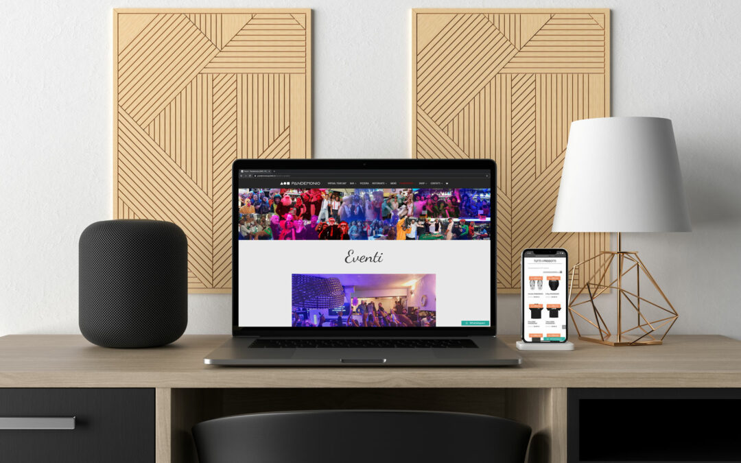 Realizzazione Siti Web Spoleto professionali e responsivi 300dpi Studio Pandemonio Umbria