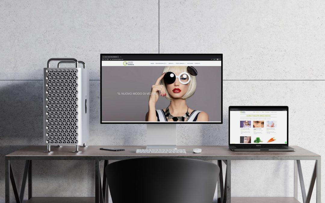 Realizzazione siti web professionali: centrotticoemmedue.com