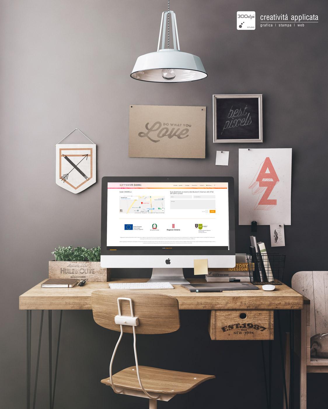 Realizzazione siti web professionali - 300dpi STUDIO
