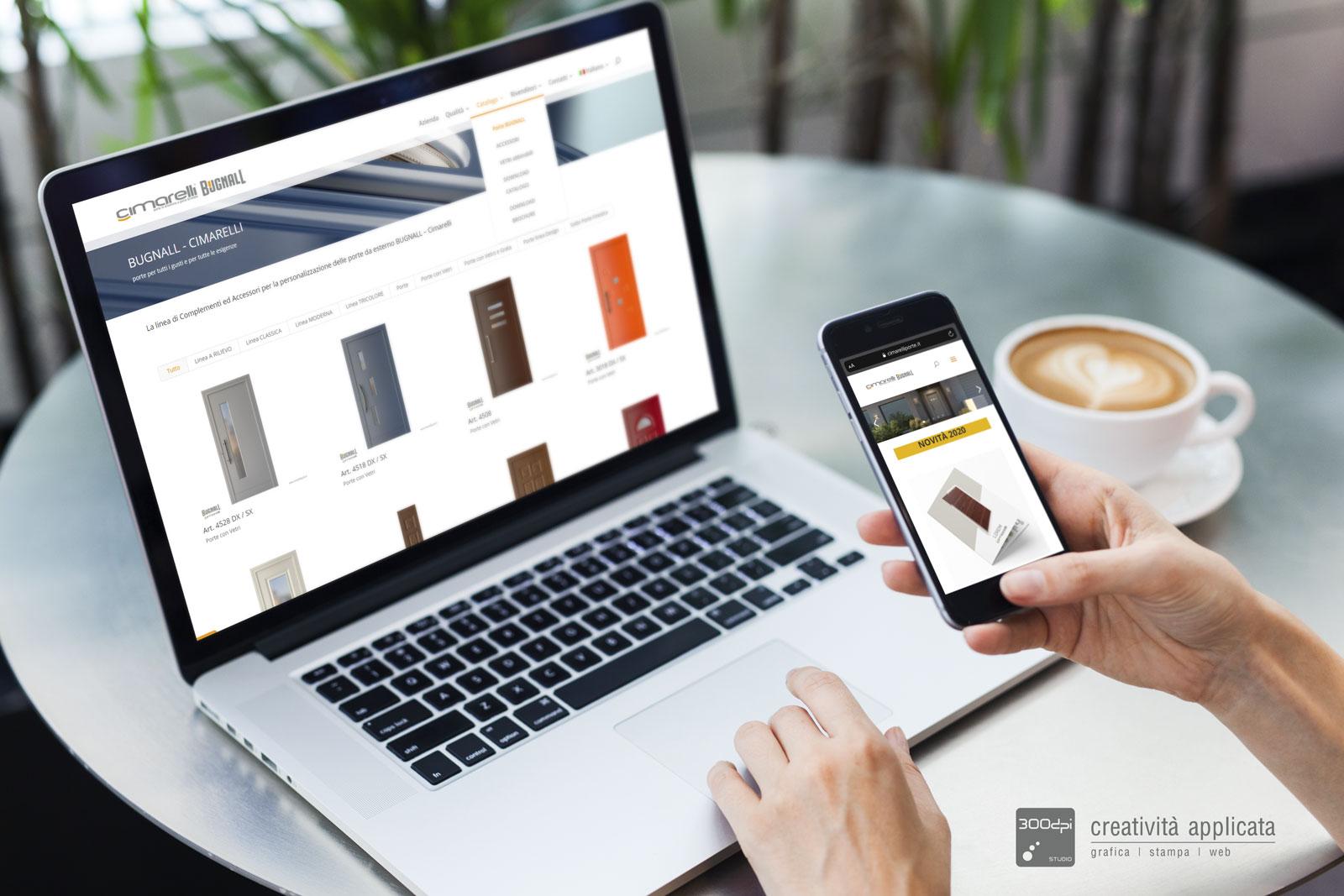 Realizzazione sito web professionale - 300dpi STUDIO