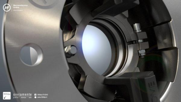 Rendering 3D e Modellazione - Meccanotecnica Umbra by 300dpi STUDIO