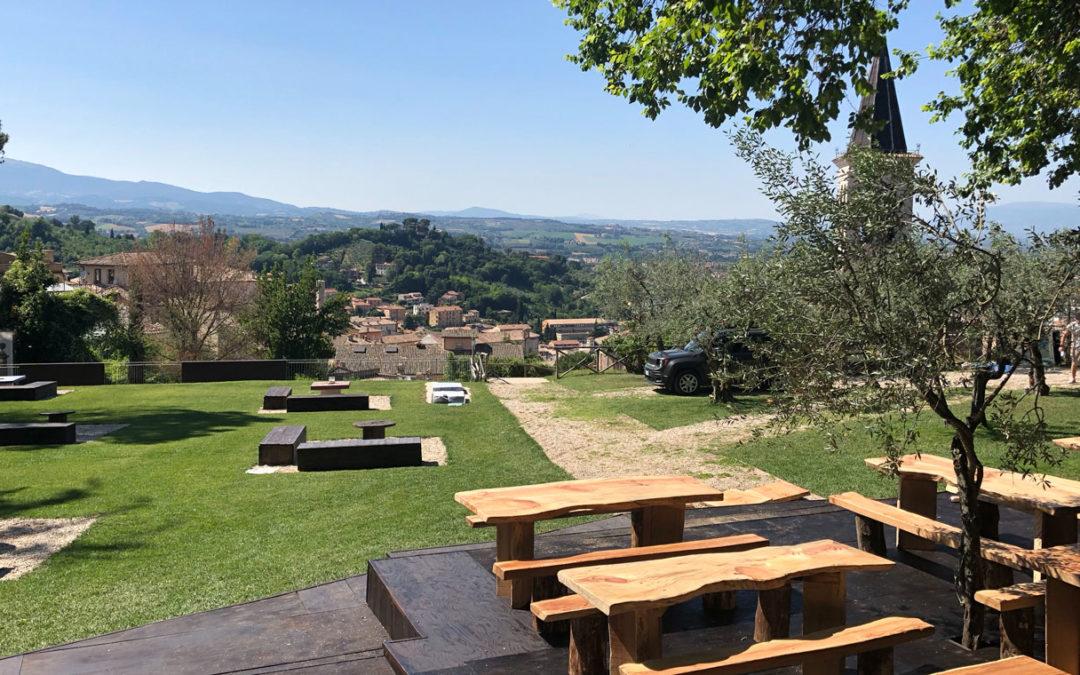 ROOF Garden Spoleto