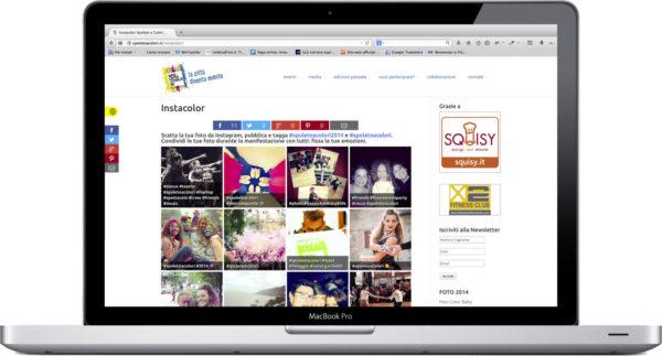 Siti interattivi Umbria Spoleto a Colori