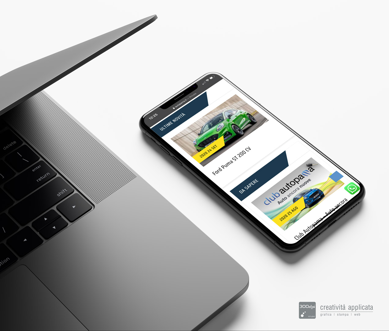 Siti internet per cellulare - Autopama FORD UMBRIA